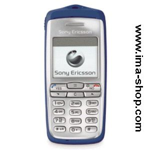 Sony Ericsson T600 Triband Mini Mobile Cell Phone - Brand New & Boxed - Blue Color